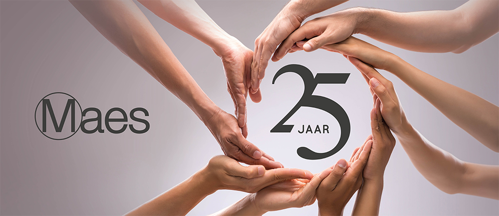 maessecurity 25 jaar